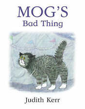 MOG'S BAD THING by JUDITH KERR ~ Enchanting children's classic book