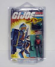 GI JOE COBRA EELS Vintage Action Figure 34 Back MOC COMPLETE 3 3/4 v1 1985