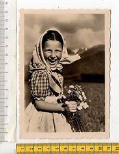 48813 Cartolina - Bolzano - Costumi dell'Alto Adige Valle di Funes