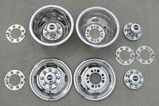"16"" 08-15 FORD E350 E450 Dually Wheel Hubcaps"