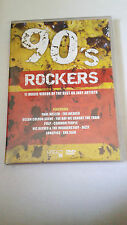 "DVD ""90'S ROCKERS VIDEOCLIPS"" PAUL WELLER PULP THE WEAVER COMMON PEOPLE"