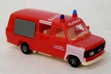 Praline Busch 82406 Ford Transit Gerätewagen GW ELW Feuerwehr Offenbach 1:87 H0
