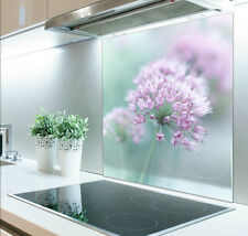 60cm x 70cm Digital Print Glass Splashback Heat Resistant  Toughened 164