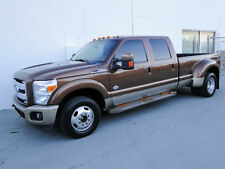 Ford: F-350 King Ranch
