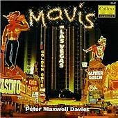 Peter MAXWELL DAVIES Mavis in Las Vegas CD Orkney Wedding