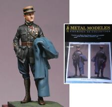 a Metal Modeles 54 mm - Capitaine Georges Guynemer