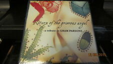 Return of the Grievous Angel, A Tribute To Gram Parsons; Rare 2 Disc Promo CD