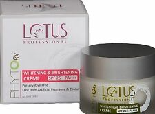 Lotus Herbals Professional Phyto Rx Whitening and Brightening Creme(50 g)