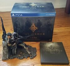 Order: 1886 -- Collector's Edition (Sony PlayStation 4, 2015)