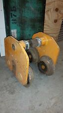 HARRINGTON BEAM PUSH TROLLEY 5 TON  PT050 FOR CHAIN HOIST WINCH CRANE #3
