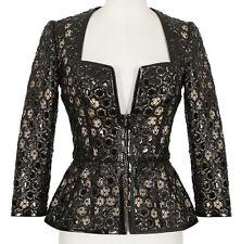 Alexander McQueen Honeycomb Jacket