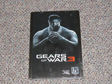 Gears of War 3 Steelbook G1 Futureshop Brand New Sealed Xbox PS3 PS4