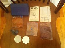 vintage 1972 Things Of Science Life Cycle a Can experiment kit in original box