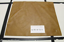 Small scrap leather - Toffee Crunch. Small grain, med sheen. Appx 1sqft Q95W15-5