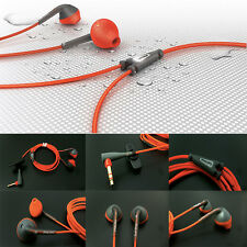 Philips SHQ1200 ActionFit Sports In-Ear Headphones Orange - hs