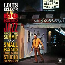 Louis Bellson: Big Band Jazz From The Summit & Small Band Unreleased Studio Sess