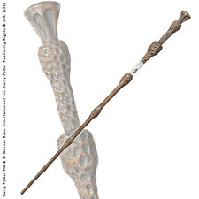Harry Potter Albus Dumbledore Elder wand with Nameplate.Licensed Prop Replica