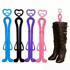 Convenient Hanger Keeper Plastic Organizer Shaft Supporter Long Boots Shaper