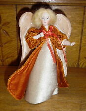 Reproduction S&H Doll Anna Tree Topper Angel  1985 #18/200