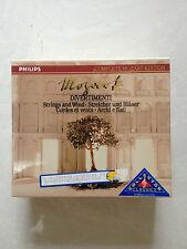 Mozart: Divertimenti (CD, Oct-1990, 5 Discs, Philips)