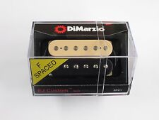 DiMarzio F-Spaced Eric Johnson Custom Neck Black/Creme DP 211