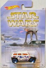 HOT WHEELS 2016 STAR WARS ROCKSTER HOTH