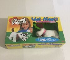 1998 Galoob Wag-Alongs Remote Control Leash Walk Wag Tail Carry Baby NEW