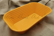 Plastic Bread Proofing Basket Oval #AB108 Brotform Dishwasher Safe 1.5lb Loaf