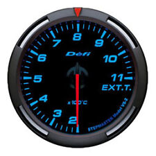 Defi Racer Gauge 60mm Exhaust Temperature Meter DF11804 Blue