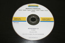 NEW HOLLAND T6010 T6020 T6030 T6040 T6050 T6060 T6070 TRACTOR SERVICE MANUAL