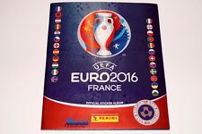 PANINI Euro 16 France 2016 - Sticker Album Swiss Star Edition New/ In stock now