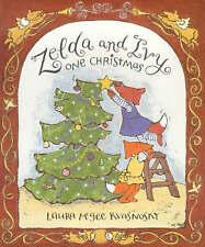 Zelda y Ivy una Navidad (Zelda & Ivy), kvasnosky, Laura McGee, Libro Nuevo