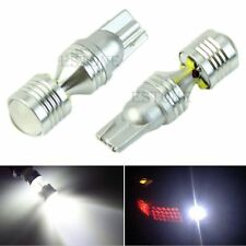 12V High Power 30W T10  LED Bulbs For Car Backup Reverse Lights 912 921 NEW