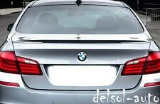 Painted BMW 5 Series 528i 528 535 i M M5 Performance rear Trunk Spoiler wing lip