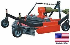 """FINISH CUT MOWER - Commercial - 3 Point Hitch Mounted - PTO Driven - 48"""" Cut"""