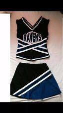 Womens Ladies Cheerleader Costume - Full Costume. Size UK 8-10