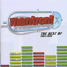 NEW - Best of 1985-99 by Mantronix