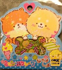 Kawaii CruX Nakayoshiba Sticker Flakes Sack 52 Stickers