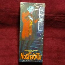 2007 Monarch Nosferatu 402-98 Vampire Figure Kit Prana Film Studio Nosferatu