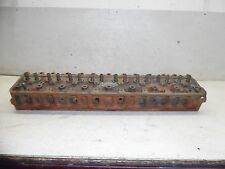 46 47 48 49 1946 1947 1948 1949 BUICK STRAIGHT 8 ENGINE MOTOR CYLINDER HEAD