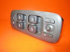 Factory OEM Volvo S60 V60 Driver Power Door Window Master Switch Control