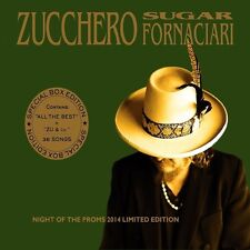 Zucchero-A & Co-All The Best (Night of the dispositivi Prom EDT.) 2 CD NUOVO
