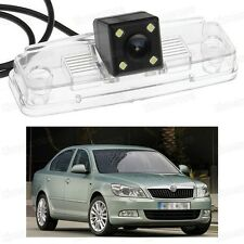 New CCD Rear View Camera Reverse Backup Parking Fit for Skoda Octavia 2008-2012