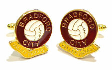 BRADFORD CITY (VALLEY PARADE CUFFLINKS