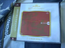 a941981  Roman Tam Sealed Double CD Crown  Best  羅文 經典回響 50th Anniversary Gold Disc
