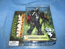 Commando Spawn 2 McFarlane Toys Series 28 Spawn Regenerated Mint in Package--NEW