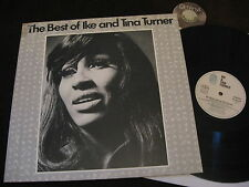 LP The Best of Ike and Tina Turner Germany 1973 | M- to EX