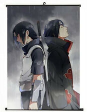 Cosplay Anime Naruto Art Itachi  Wall Scroll Poster Home Decor Painting Collect