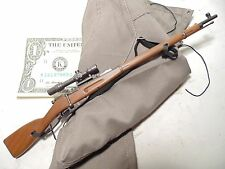 Miniature 1/6 scale WW2 Russian Armed Forces Mosin Nagant Red Army SNIPER  rifle