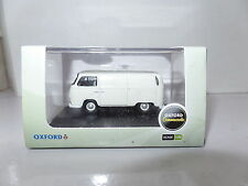 Oxford 76VW013 VW013 1/76 OO Scale Volkswagen VW Transporter T2  Panel Van White